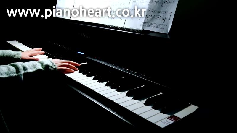 바닐라 어쿠스틱(Vanilla Acoustic) - 너와 나의 시간은(Our Time) 피아노 연주, 치즈인더트랩 OST[1]