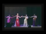 Коллектив восточного танца «Лейла», руководитель Кораблина Екатерина
