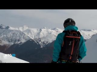 Горнолыжный курорт Красная Поляна 2013 (фильм RTG)