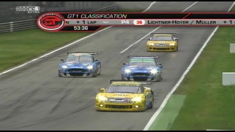 FIA GT 2008. Этап 2 - Монца