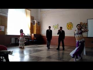 Диана Козик и Амир и Самир Кунченко