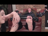 TickleAbuse - Milf Jessi I go crazy with tickling