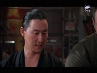 Непобедимый воин. Викинг против Самурая (1 сезон/2 серия)