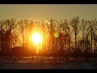 Слайд шоу Восход и заход солнца 5