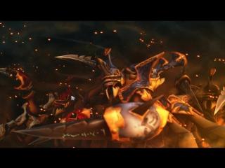 Dota 2 - beta reborn [Bug With Spectre and Axe] by Watashi wa Vuraddo yo