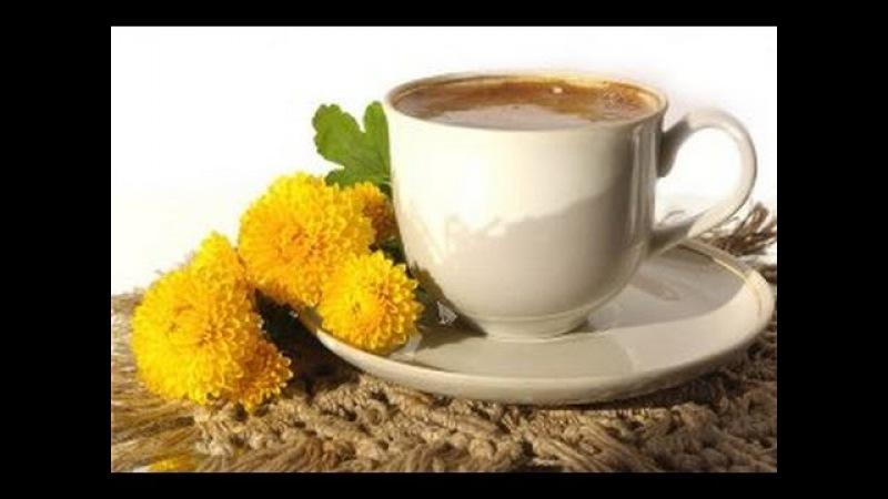 Кофе из корней одуванчика.Рецепт приготовления.