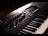 Yamaha Montage Synthesizer Demo with Blake Angelos
