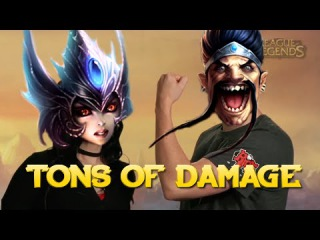 [LoL Sounds] Tons of Damage