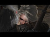 The Witcher 3 - Finding Ciri - Geralt &amp Ciri reunited