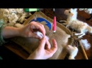 How to Needle Felt: Sheep and Lamb 5 by Sarafina Fiber Art