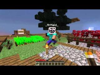 КУРИЦА, СМОТРЯЩАЯ В ДАЛЬ - Minecraft Skyway Island Survival 05