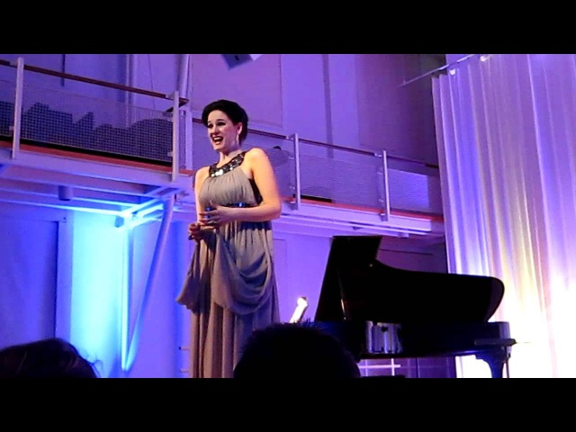 Dianne van Giersbergen - Carl Maria von Weber's opera Der Freischütz, 'Leise, leise, fromme Weise'