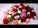 Цветочные пожелания друзьям!