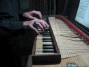 Bach on replica of 1670 Gellinger clavichord (Preludio from Violin Partita No. 3, played by Ryan Layne Whitney)
