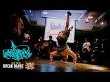 BBOY Mr.Fox ( Funky Waves Lara Squad ) Кramatorsk Ukraine - WU STYLE -