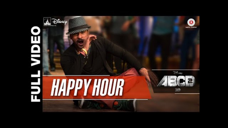 Happy Hour Full Video | Disney's ABCD 2 | Prabhu Dheva Varun Dhawan | Mika | Sachin – Jigar