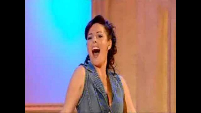 John Barrowman And Ruthie Henshall Anything you can do