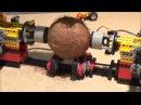 LEGO Technic Coconut crack open machine Kokosnuss knacken öffnen Maschine - awesome Top Creation 10