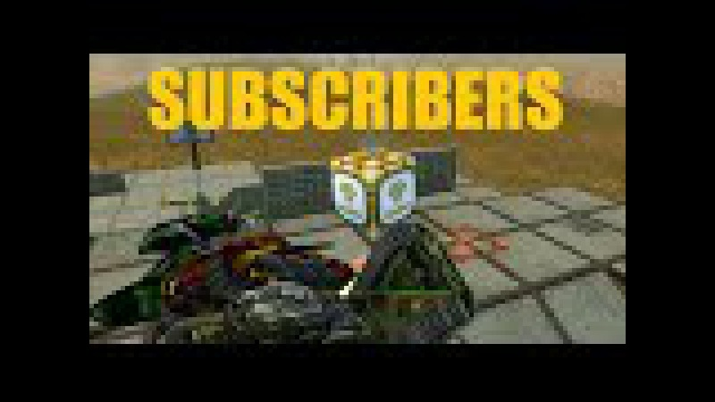 1,000 SUBSCRIBERS SPECIAL!! Tanki Online - TEST SERVER EPIC KILLSTREAKS EPIC GOLD BOX!!
