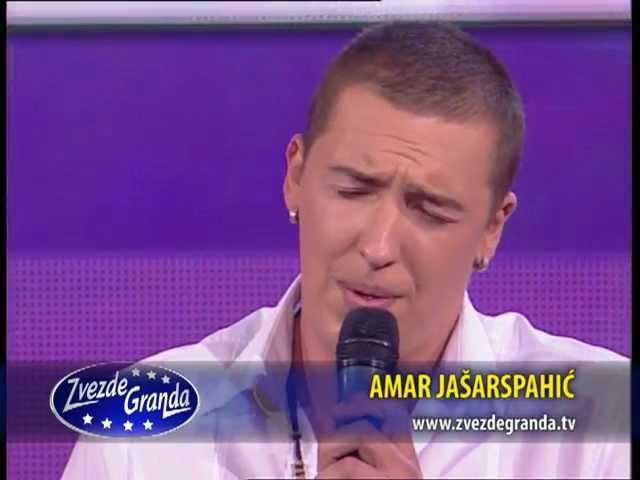 Amar Jašarspahić - Samo ovu noć - (Live) - ZG 20122013 - 06.10.2012. EM 4.