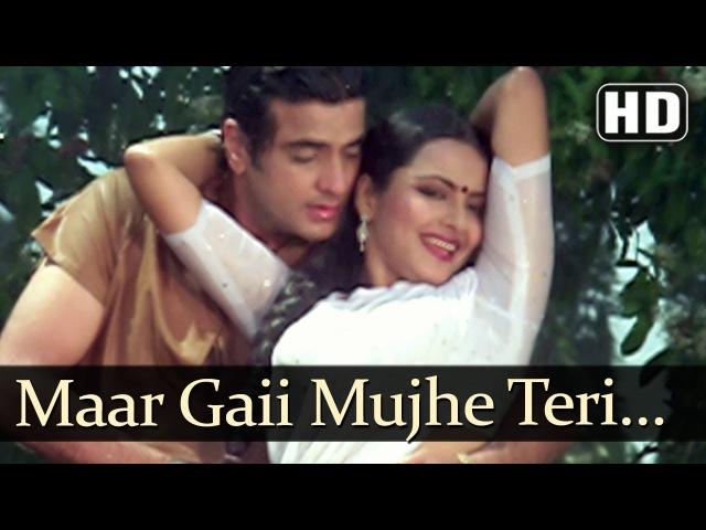 Maar Gayi Mujhe Judaai (HD) | Judaai Songs | Jeetendra | Rekha | Asha Bhosle | Kishore Kumar