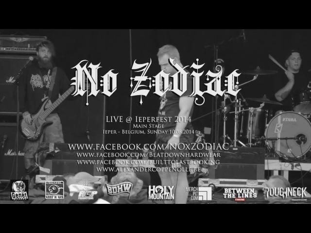 No Zodiac Live @ Ieperfest 2014 (HD)