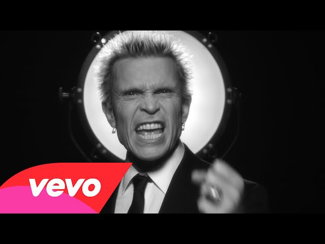 Billy Idol Can't Break Me Down