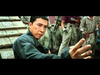 new! Donnie Yen Ip Man 3 Official US Trailer #01 葉問3預告 甄子丹