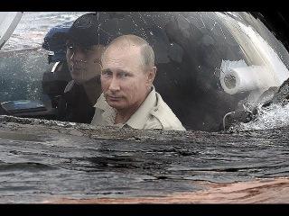 Впечатления Путина после погружения в батискафе на дно Черного моря у берегов Крыма