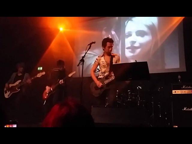 Akira Yamaoka - Silent Hill LIVE - Glasgow, Scotland (4th Nov 2015)