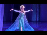 Let It Go from Disney's FROZEN as performed by Idina Menzel  Official Disney HD