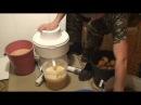 Соковыжималка Салют за 20 минут 10 12 литров ведро сока