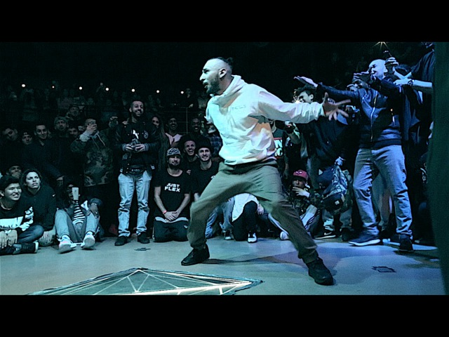 UKAY Callout Battle vs Rhytmic Roade | Hip Hop Freestyle Dance | Samurai Battle | Snooty Tube