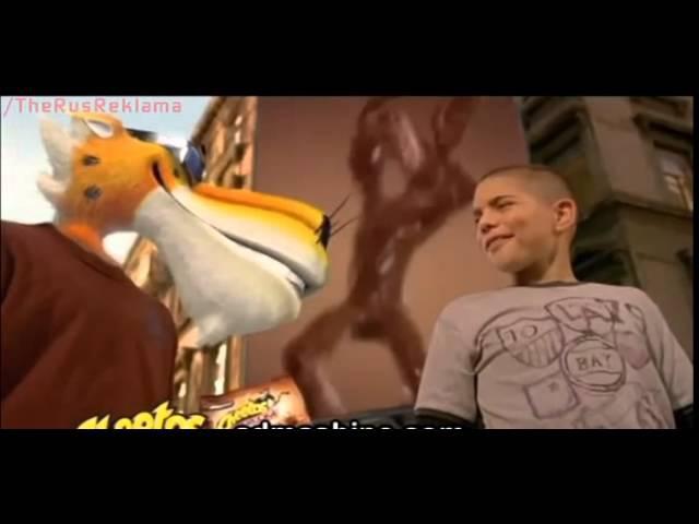 Реклама Читос Свит Бум Отмочитос в стиле Читос