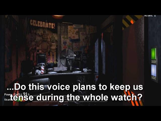 Souda Gundam vs Five Nights at Freddy's