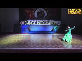 DI 2015 Belly Dance - Эстрадная песня, дети, соло