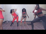 Konshens - Walk And Wine On Your Face (Official Music Video)