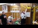 Pull Ups face off - 180kg Sarychev vs 165kg Koklyaev vs Malanichev - True Gym 11