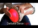 Darbuka Dance Light Device - - طبلة