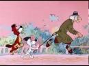 Песня из мультфильма Бобик в гостях у Барбоса . Человек собаке друг
