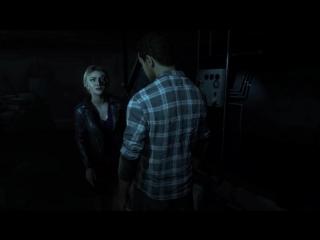 Русский трейлер Дожить до рассвета PS4. (Until Dawn)