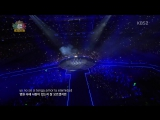 EXO-K_Special Stage Sabor a Mi_KBS MUSIC BANK in MEXICO_2014.11.12