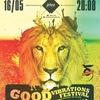 16.05 - GOOD VIBRATIONS FESTIVAL THE PLACE