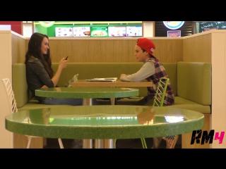 Пикап от мелкого _ 12 Years Old Picking Up Girls (ракамакафо rakamakafo)