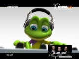 The Crazy Frogs — The Ding Dong Song (Bridge TV)
