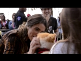 The Mystic Krewe of Mardi Paws Parade with King Ian Somerhalder and Queen Nikki Reed - AWE NEWS