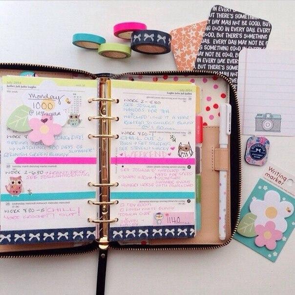 Как самой сделать дневник