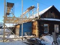 """В центре социальной реабилитации НОБФ """"Независимость"""" большая стройка."""