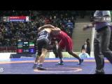 Талыши онлайн - FS - 74 kg׃ Джабраил Гасанов (AZE) df. M. HOSSEINKHANI (IRI), 5-4 (Квалификация)