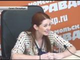 Лена Катина - сдавала на права